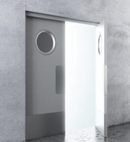 Drzwi wewnętrzne wahadłowe