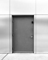 Drzwi wewnętrzne stalowe